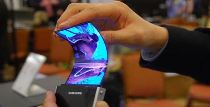 Samsung'tan eşi benzeri görülmemiş yeni telefon!