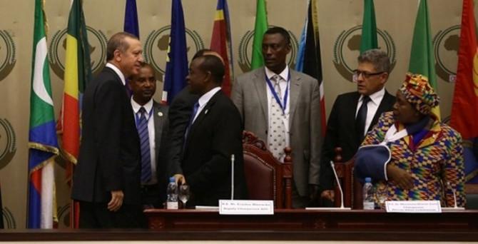 Afrikalı liderlere 'paralel' uyarısı