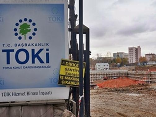 Ankara'da yine iş kazası: 1 ölü
