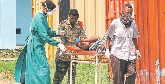 Teknolojinin Ebola ile sınavı