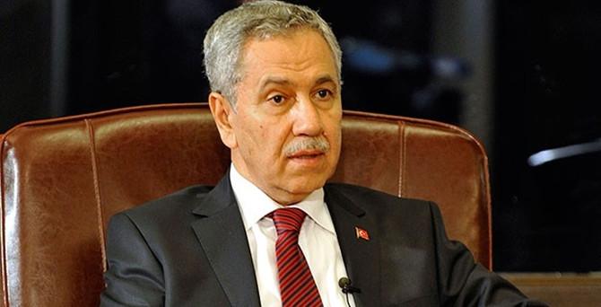 Arınç'tan Erdoğan'a eleştiri