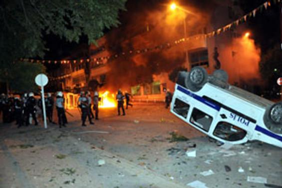İnegöl'de 25 kişi daha gözaltına alındı