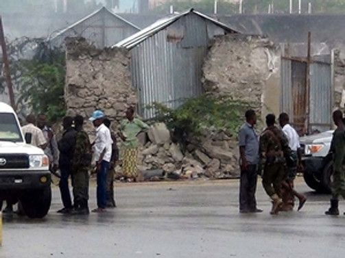 Kenya'da Eş-Şebab'a operasyon