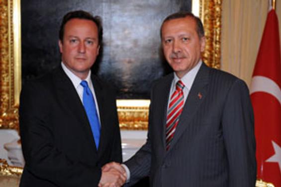"""""""Türkiye'nin AB'ye girmesini istiyoruz"""""""