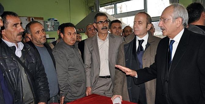 'Davutoğlu'yla TV'de tartışabiliriz'