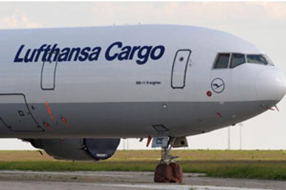 Lufthansa'nın kargo uçağı düştü