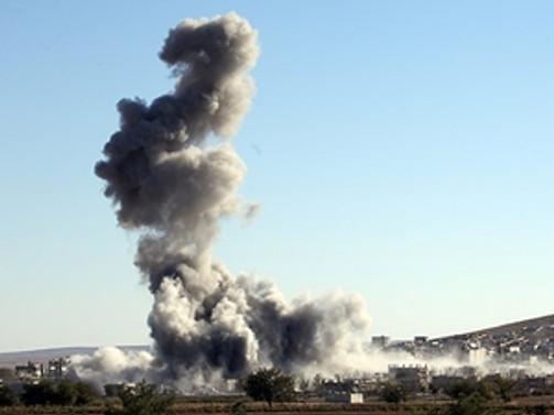 IŞİD Musul'da manastır bombaladı