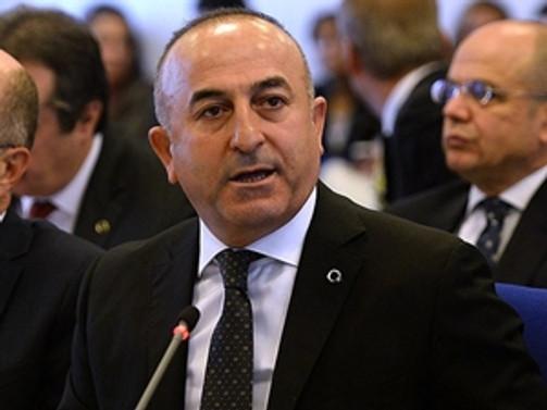 Dışişleri Bakanı 'AB'ye sert çıktı