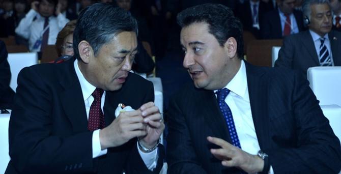 'Japonya ile serbest ticaret istiyoruz'