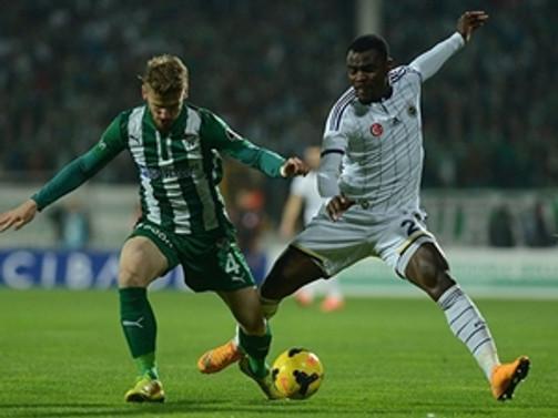 Fenerbahçe ve Bursaspor PFDK'ya sevk edildi