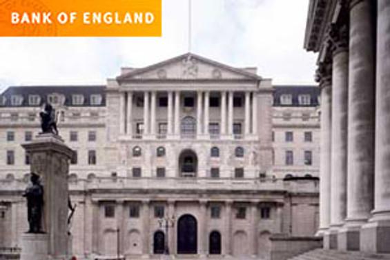 BoE faiz oranlarını değiştirmedi