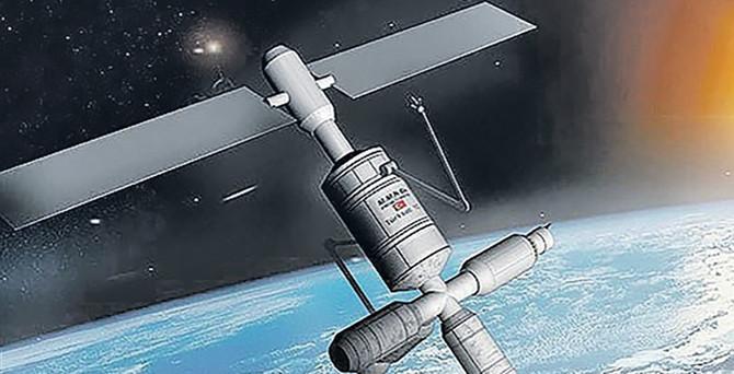 Türksat 6A yüzde 100 yerli uydu olacak