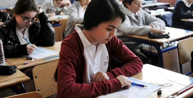 Ortak sınavlar haftaya yapılacak