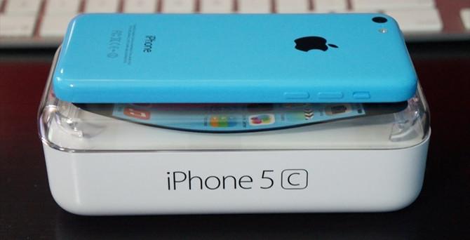 Apple, iPhone 5c'nin üretimini durduruyor