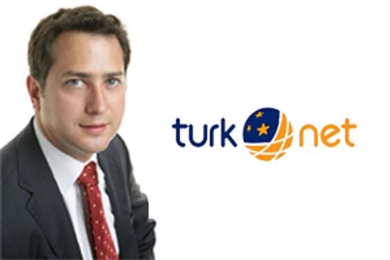 TurkNet'te 'fiber optik' Çelebiler'e emanet