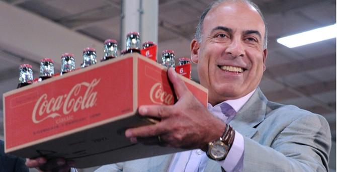 Coca-Cola 'süt'çü oluyor