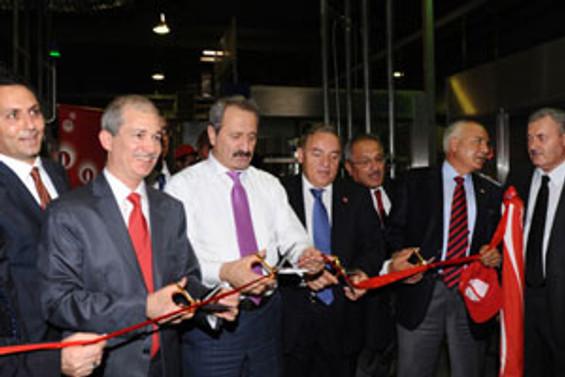 Türk Dünyası Riyad Alışveriş Merkezi açıldı