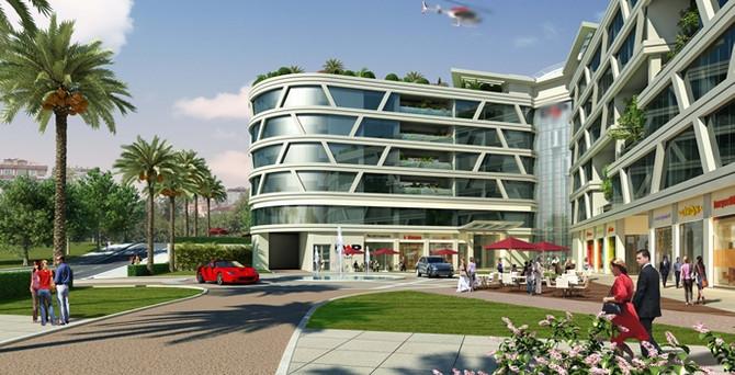 İstanbul'daki ofis büyüklüğü 6 milyon metrekareye çıkıyor