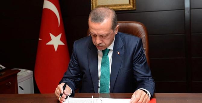 Erdoğan'dan İç Güvenlik Paketi'ne onay