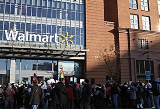 ABD'de 'Kara Cuma'  protesto edildi