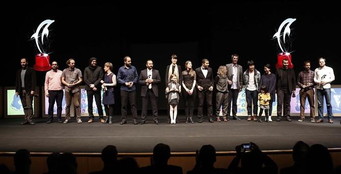Uluslararası Boğaziçi Film Festivali ödülleri dağıtıldı