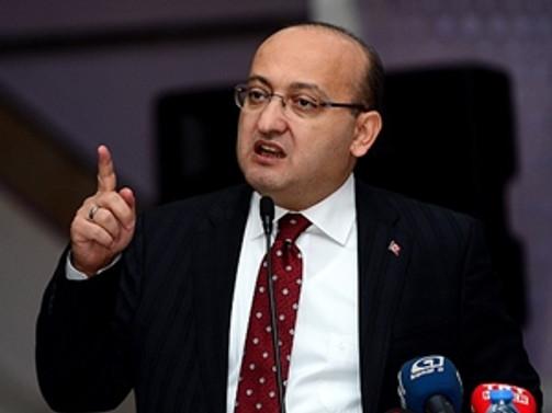 Akdoğan'dan 'Kandil mesajları'na sert yanıt