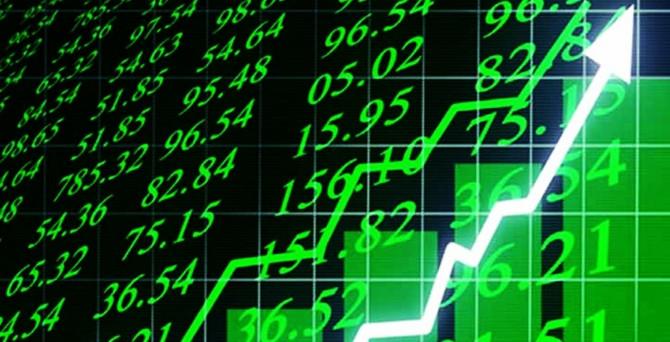 Borsa 7 haftanın en yükseğine çıktı