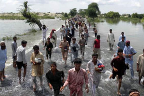 Sel felaketinde can kaybı bin 300'ü geçti
