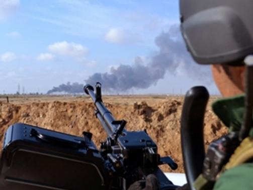 Peşmergeden IŞİD'e 'ağır' operasyon