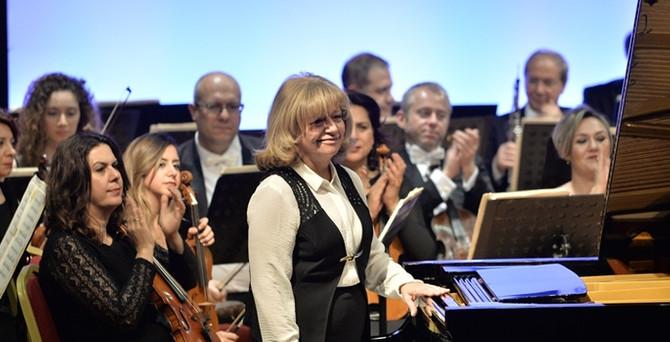 Klasik müzik, Karadeniz'in kıyılarına vurdu