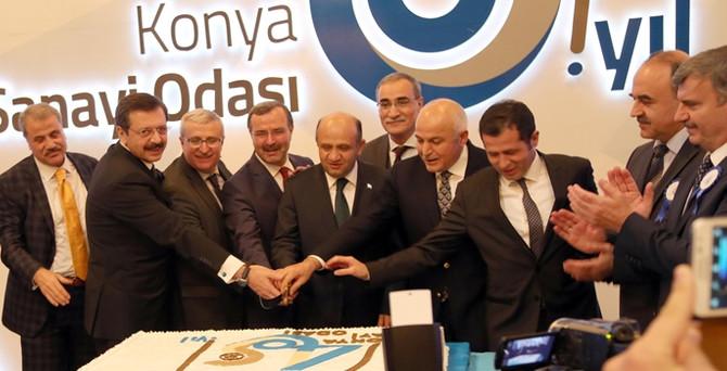 Konya, 3 milyar liralık 2'inci sanayi hamlesini başlattı