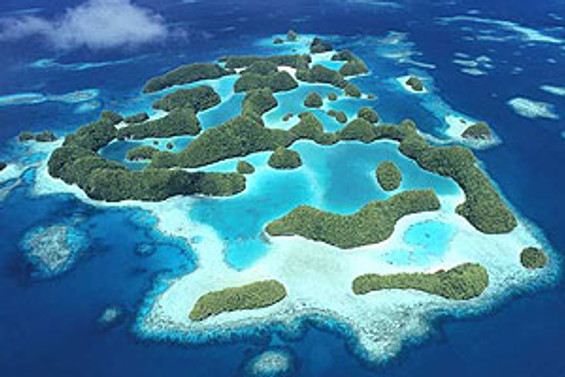 Mercan Adası dünya mirası oldu