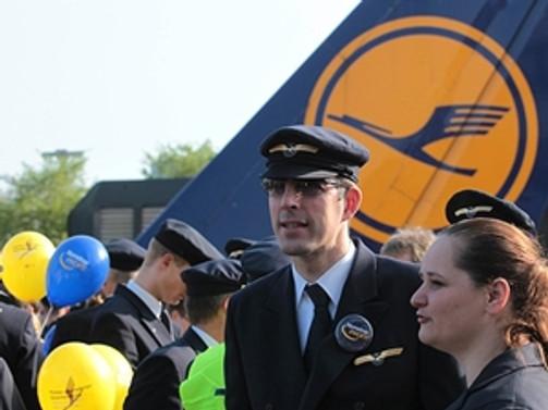 Lufthansa'da grev devam edecek