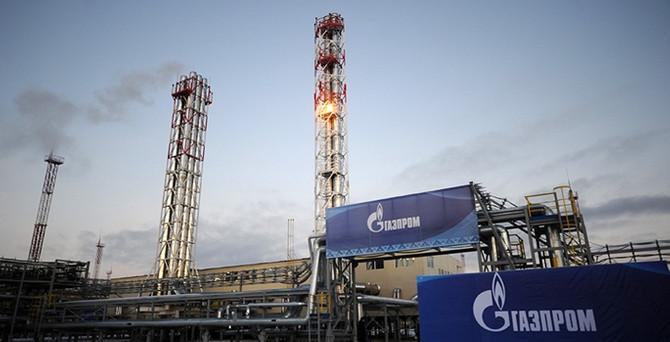 AB'den Gazprom'a 'rekabeti ihlal' suçlaması