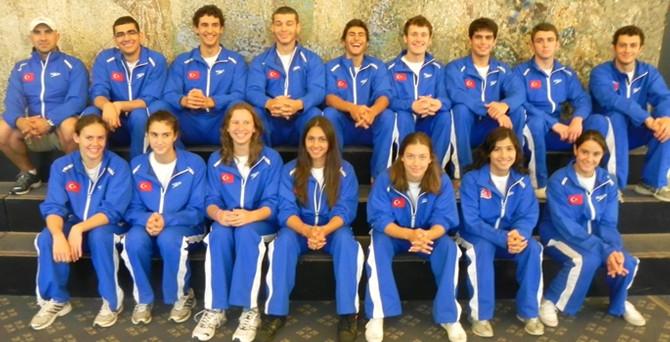 Turkcell'li Milliler Dünya Şampiyonası'nda