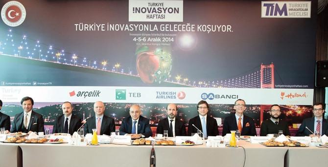 Türkiye'nin aydınlık geleceği için haydi İnovasyon Haftası'na!..