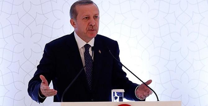'Bu saray Erdoğan'ın sarayı değil'