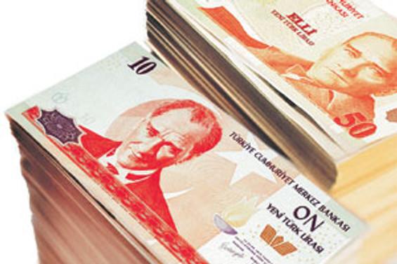 Hazine 6.86 milyar lira borçlandı