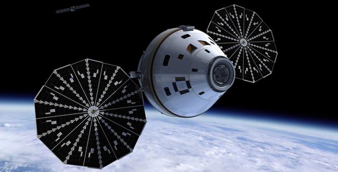 Orion insanlığı uzak noktalara götürecek!