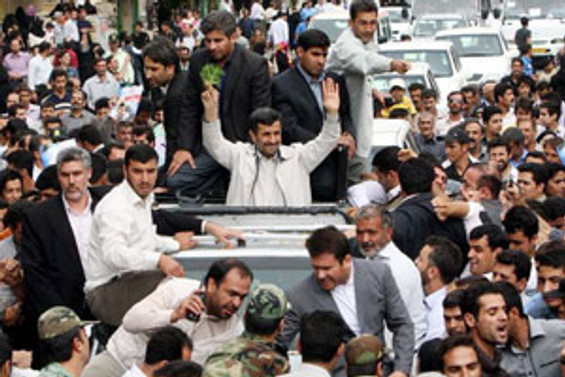 Ahmedinejad'a suikast girişimi