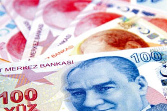 Bankalardaki toplam mevduat 579 milyar lira