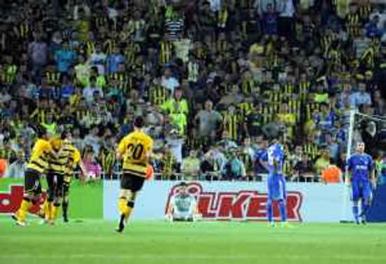 Fenerbahçe elendi