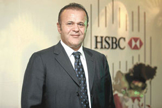HSBC Rusya'nın başına Özkaya geldi