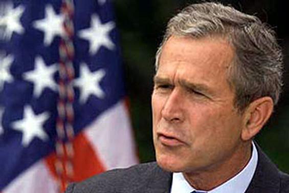 Bush, Çin'den ayrıldı