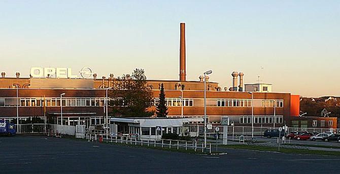 Opel fabrika kapatıyor