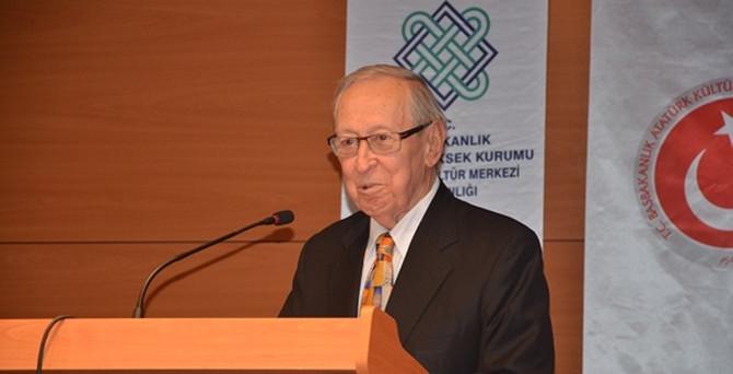 İlk Kültür Bakanı vefat etti