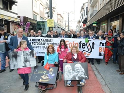Fotoğraf tutkunları 'Bursa Fotofest'te bir araya geliyor
