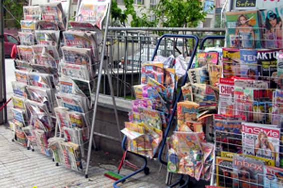 Magazin içerikli yayımların oranı arttı