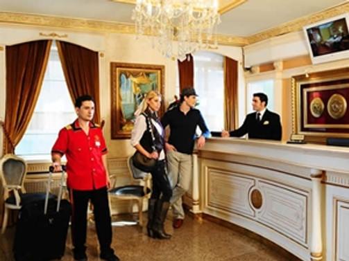 Turizmde çalışan sayısı yüzde 11 arttı