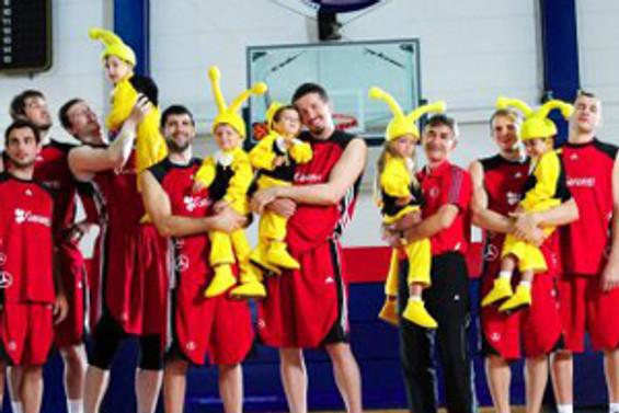 Turkcell'den Kuruçeşme Arena'da basketbol etkinliği
